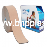 ACUTOP PREMIUM KINESIOLOGY TAPE - KINESIO 32M - ROLKA GIGANT BEŻOWY