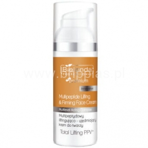 BIELENDA SERUM LIFTINGUJĄCO-UJĘDRNIAJĄCE TOTAL LIFT 30ml