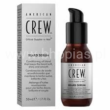 Amercian Crew Beard Serum olejek do brody 50ml