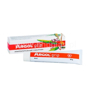 MAŚĆ DO MASAŻU ARGOL® GRIP 40g
